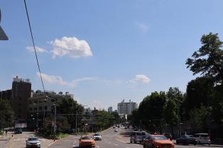 [7일 날씨] 중부지방 대체로 '구름많아'…남부지방은 30도안팎 '무더위'